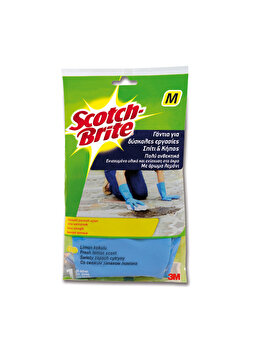 Manusi Super rezistente Scotch Brite - M imagine