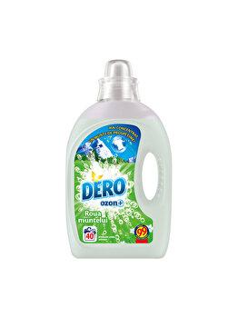 Detergent lichid Dero Ozon+ Roua Muntelui, 40 spalari, 2 l imagine