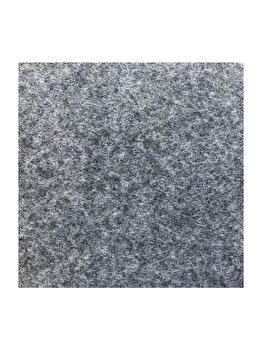 Mocheta Decorino Unicolor CM63-160610, 200 x 250 cm, polipropilena, Gri imagine