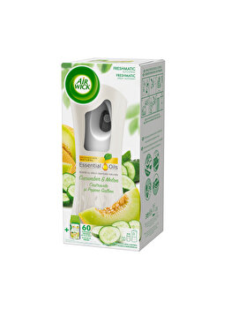 Odorizant camera Air Wick Freshmatic Melon&Cucumber, 250 ml imagine