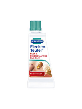 Solutie Dr. Beckmann pentru indeparatea petelor de sange si proteine, 50 ml imagine