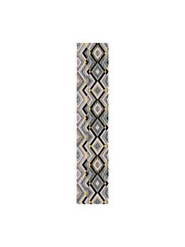 Traversa Decorino Modern & Geometric CT235-131217, 67 x 800 cm, poliester, Multicolor