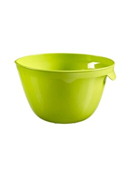 Bol mixer ESSENTIALS, CURVER, 3.5 L, 26 x 15.2 x 23.3 cm, plastic, Verde imagine 2021