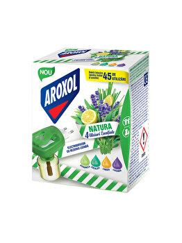 Aparat cu rezerva lichida Aroxol Natura, antitantari imagine