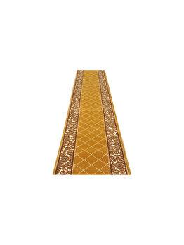 Traversa Decorino Modern & Geometric CT1056-0201102, 60 x 800 cm, polipropilena, Bej