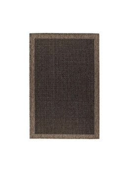 Covor Modern & Geometric Batna, Decorino, C23-031211, 100 x 150 cm, polipropilena, Maro