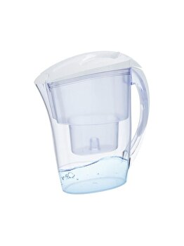 Cana filtranta Xavax 2.4l, alba imagine