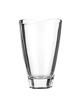 Vaza 27,8cm Emotion, Pasabahce, 86950, sticla, Incolor imagine