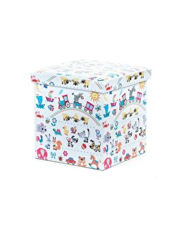 Taburet UnicSpot Design Toys, 38 x 38 cm imagine
