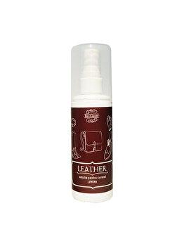 Solutie pentru curatat pielea Bio Green leather 100 ml imagine