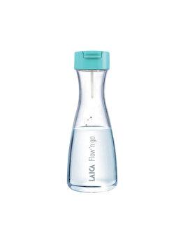 Carafa filtranta de apa Laica Flow 'n Go, B01AA01, 1 litru, Albastru imagine