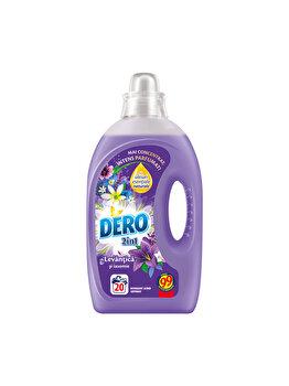 Detergent lichid Dero 2 in 1 Levantica, 20 spalari, 1 l imagine