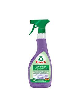 Detergent spray igienizat, Frosch, aroma lavanda, 0.5L imagine