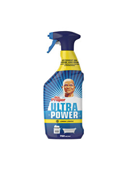 Detergent universal Mr. Proper Ultra Power Spray Lamaie, 750 ml imagine