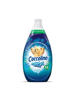 Balsam de rufe Coccolino Intense Fresh Sky, 64 spalari, 960 ml imagine