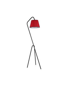 Lampadar Luin 8302-1, negru imagine