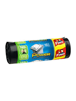 Saci menajeri Power LD, Fino, 160L, 10 buc imagine