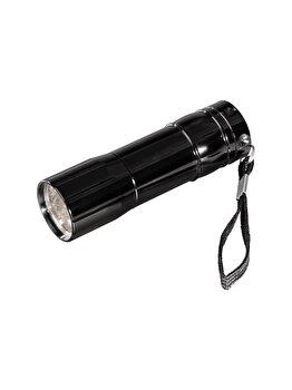 Lanterna HAMA Basic FL-92, neagra imagine