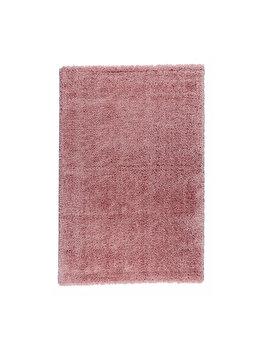 Covor Unicolor Lucine, Roz, 100x150 cm, C23-032604 imagine
