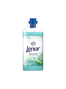Balsam de rufe Lenor Fresh Meadow 1.9 L, 63 spalari imagine