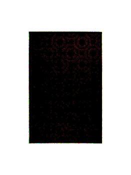 Covor Reversibil Modern & Geometric Titor, Decorino, C97-032703, 160 x 235 cm, polipropilena, Multicolor