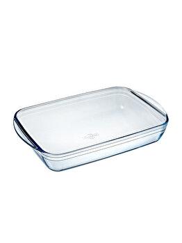 Vas termorezistent 32x20 cm Glassware Range, Ocuisine, 40602, sticla termorezistenta, Incolor imagine