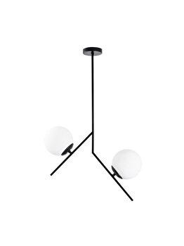Candelabru Sheen Dolunay - 144-AV, negru imagine