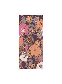 Traversa Decorino Floral CT119-131221, 67 x 600 cm, poliester, Multicolor elefant