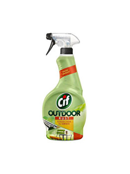 Spray anti-rugina Cif Outdoor Rust, 450 ml imagine