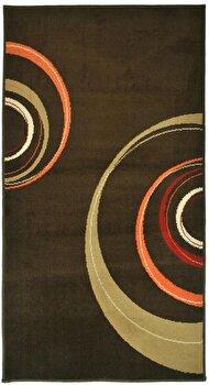 Covor Decorino Modern & Geometric C05-020124, 60 x 110 cm, polipropilena, Multicolor