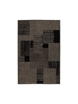 Covor Modern & Geometric Batna, Decorino, C02-031210, 160 x 230 cm, polipropilena, Gri