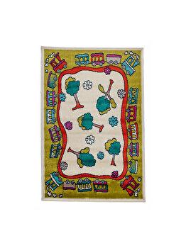 Covor Copii & Tineret Klarisa, Multicolor, 160x235 cm, C97-032218
