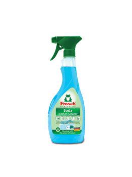 Detergent bucatarie spray cu bicarbonat, Frosch, 0.5L imagine