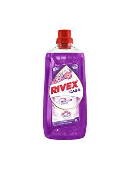 Detergent universal pentru casa Rivex, floral, 1 l imagine