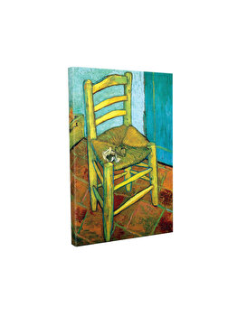 Tablou decorativ, Vega, 265VGA1230, 30 x 40 cm, CANVAS, Multicolor imagine
