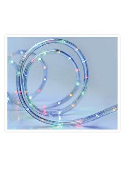 Instalatie luminoasa Koopman Int., 24 LED, 6 m, plastic, Albastru
