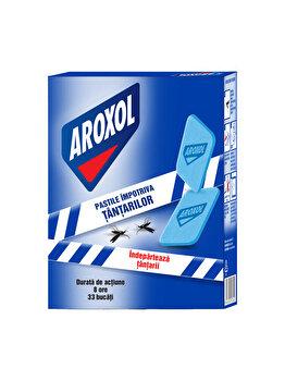 Pastile antitantari Aroxol, 30 buc imagine