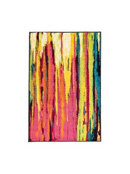 Covor Modern & Geometric Zoya, Multicolor, 100x150 cm, C23-030309