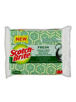 Burete clasic Scotch Brite Fresh x2