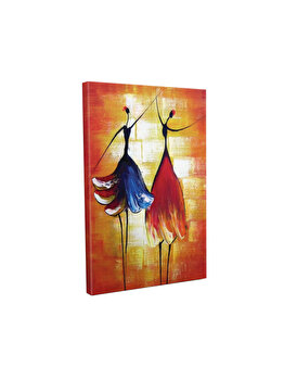 Tablou decorativ, Vega, 265VGA1325, 30 x 40 cm, CANVAS, Multicolor imagine