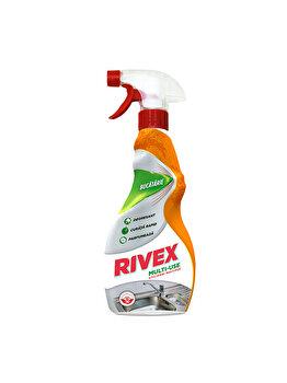 Dezinfectant antibacterian Rivex, pentru bucatarie, 750 ml imagine