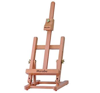Sevalet din lemn de pin Marabu, 39 cm