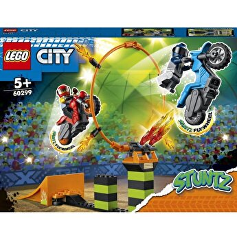 LEGO City - Concurs de cascadorii 60299