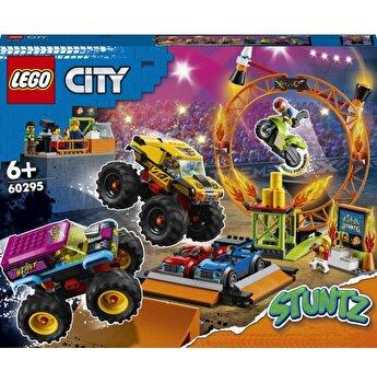 LEGO City - Arena de cascadorii 60295