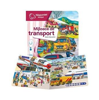 Carte interactiva Mijloace de transport