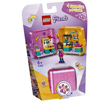LEGO Friends, Cubul de joaca de cumparaturi al Andreei 41405
