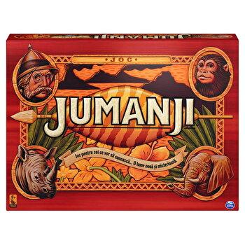 Joc Jumanji, limba romana