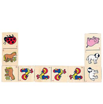 Joc Domino cu animale