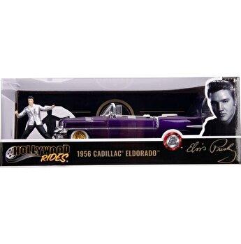 Macheta metalica Cadilac Eldorado 1956 Elvis Prasley