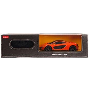 Masina cu telecomanda McLaren P1 portcaliu scara 1:24